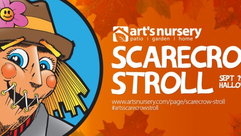 Scarecrow Stroll at Art Nursery's 2020